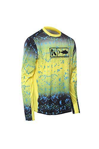 UV Sun Protection Performance Long Sleeve T-Shirt Workout Quick Dry Rashguard Mens UPF 50
