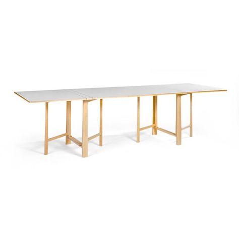 Superellips bord | Bruno Mathsson | Handla hos Tibergs Möbler