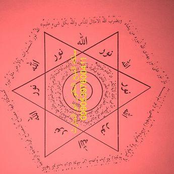 يحبك كل من يراك ومشاكل البيت تنتهي كلها بإذن الله Illustrated Manuscript Temple Tattoo Free Books Download