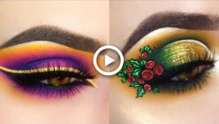 Top Best Viral Eye Makeup Tutorials On Instagram In 2020
