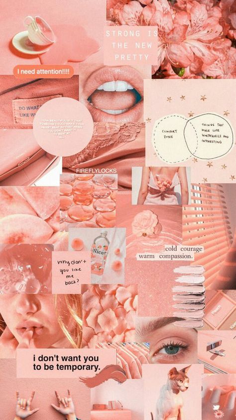 Pink Aesthetic Wallpaper Collage 23+ Ideas For 2019