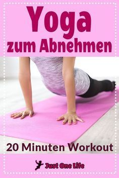 Gymnastik zum Abnehmen in 20 Minuten