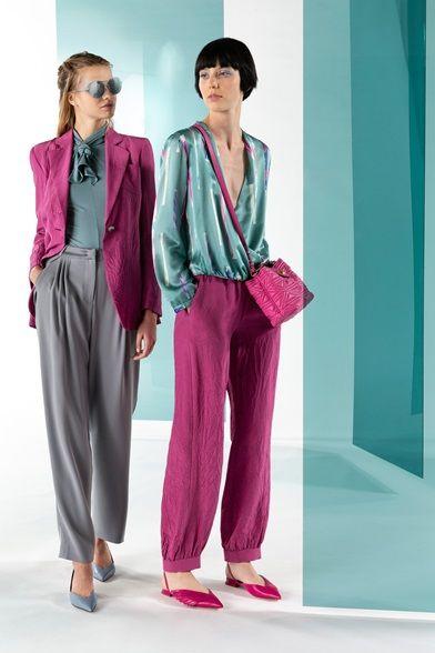 Emporio Armani Milano - Pre-Spring 2020 - Shows - Vogue.it