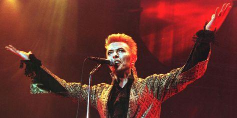 David Bowie turns 50