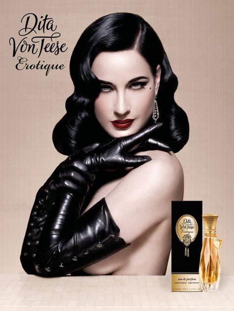 Erotique Dita Von Teese perfume - a fragrance for women 2013