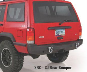 Xrc Rear Bumpers Cherokee Jeep Cherokee Xj Jeep Cherokee Jeep
