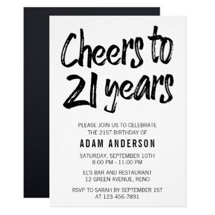 Rose Faux Gold Faux Glitter Navy Blue Ombre 21st Invitation Zazzle Com 21st Birthday Invitations 21st Invitations 21st Birthday