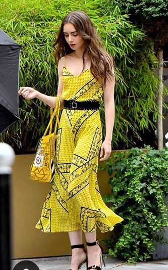 Emily Adams Elegance II Keilrahmen-Bild Leinwand Frau Mode Fashion Style Paris