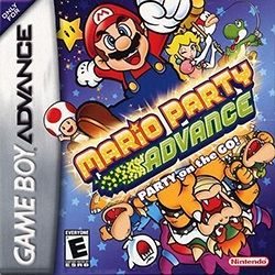 Play Mario Party Advance Online Free Gba Game Boy Mario Party Games Mario Party Nintendo Game Boy Advance
