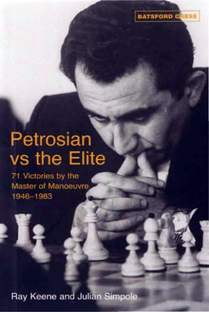Petrosian Vs The Elite By Keene Simpole Ajedrez