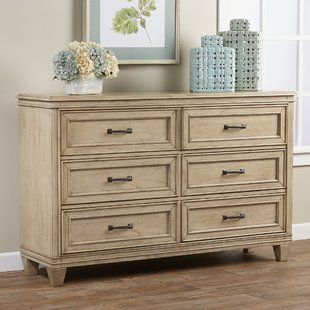 Are Interested To Buy Holsworthy 6 Drawer Double Dresser By Laurel Foundry Modern Farmhouse Furniture French Country Dressers Dresser