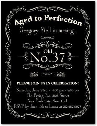 Aged To Perfection Invitation Template I M Starting My Own Stationary Line And So Printable Invitation Templates Invitation Template 50th Birthday Invitations