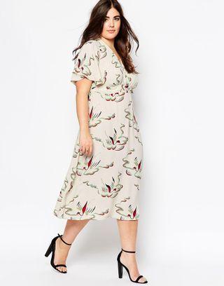 100 Fabulous Plus Size Fashions | Cute white dress, Curvy
