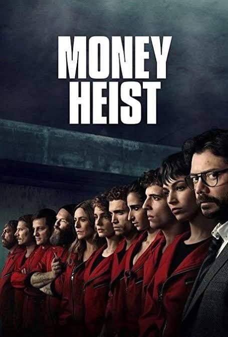 Money Heist Netflix Web Series Download Em 2020 Web Serie La