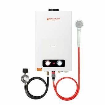 Eccotemp L5 Liquid Propane Tankless Water Heater Water Heater Tankless Water Heater Gas Tankless Water Heater