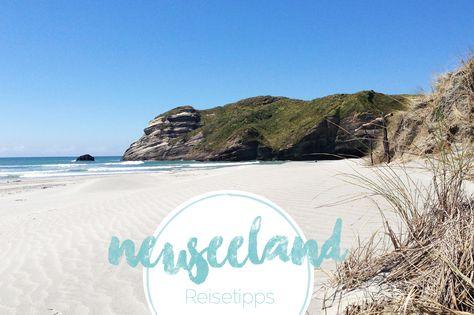Neuseeland Reisetipps ~ Reiseblog Wolkenweit – 1 Monat, 1 Campervan, 4 Mädels, 4.800 km