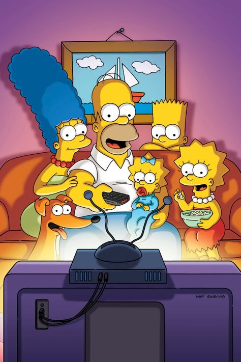 It's Official: The Simpsons Are Coming to Disney+ on November can find The simpsons and more on our website.It's Official: The Simpsons Are Coming to Disney+ o. Ps Wallpaper, Iphone Wallpaper Video, Simpson Wallpaper Iphone, Cartoon Wallpaper Iphone, Disney Wallpaper, Homer Simpson, Simpson Tv, Cartoon Cartoon, The Simpsons