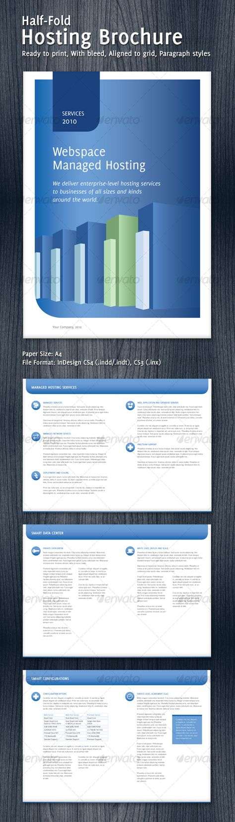 creative booklet brochure v2 brochures corporate brochure and brochure template