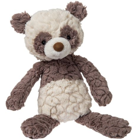 Mary Meyer Putty Bear Medium Teddy Bear Soft Toy Grey