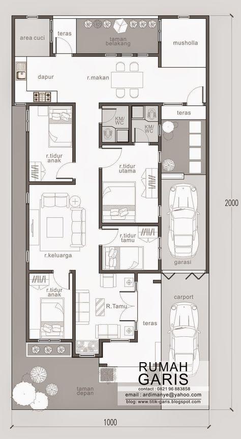 Pin Di Houses Plans