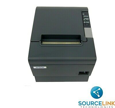 Details About Lot Of 10 Epson Tm T88v M244a Thermal Printer Serial Usb Interface Ps 180 Thermal Printer Usb Interface
