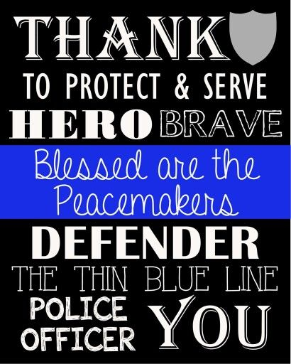 Thank You Police Support Your Police Police Law Enforcement