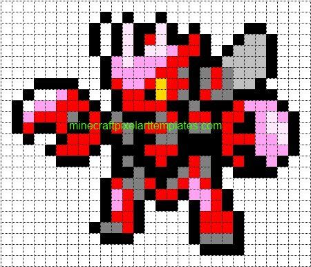 Best Minecraft Images On   Minecraft Pixel Art Hama