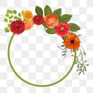 Quadros De Flores Circulares Para Convites De Casamento Vetor Livre Flor Flores Em Aquarela Imagem Png E Vetor Para Download Gratuito Moldura De Flores Flores Em Aquarela Quadro De Flores