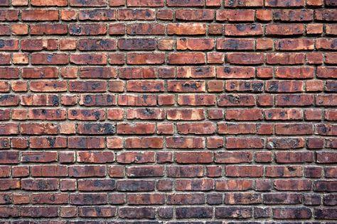 Textured Red Brick Wallpaper Muralswallpaper Red Brick Walls