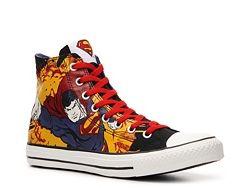 Converse Chuck Taylor All Star Superman High Top Sneaker