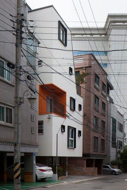 가락동 상가주택 소소채 네이버 블로그 2020 박공 지붕 디자인 외부 창문 작은 집