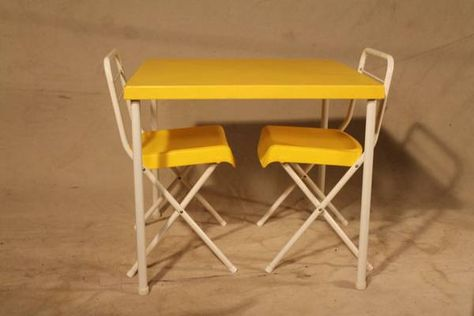 Pleasing Cosco Mid Century Modern American Made Childrens Folding Ocoug Best Dining Table And Chair Ideas Images Ocougorg