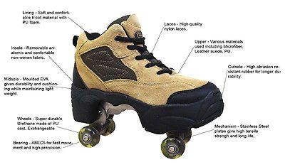 quad kick rollers