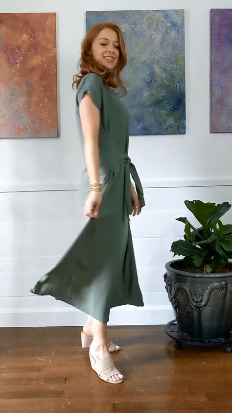 Easy Summer Dress Styles and Outfits from Ash & Rose
