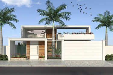 Planta De Interior Planta Baja Con 3 Suites Modelosdecasasconplanos Planos De Casas Fachada De Casa Casas
