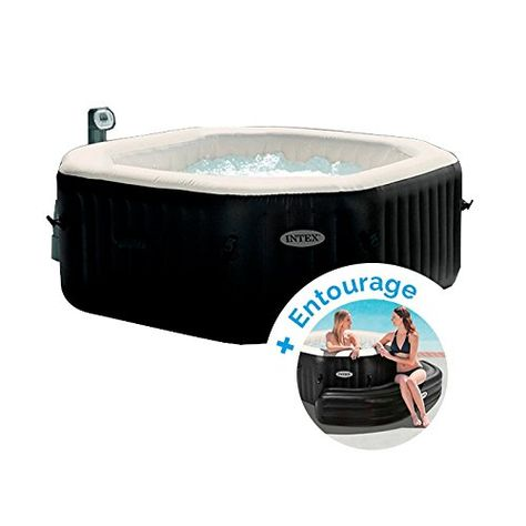 Intex Spa Gonflable Purespa Jets Et Bulles 6 Personnes Entourage Gonflable Spa Gonflable Spa Intex Gonflable