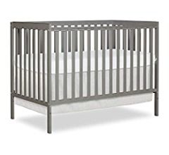 Amazon Com Dream On Me Synergy 5 In 1 Convertible Crib Natural Baby Cribs Convertible Crib Baby Cribs Convertible