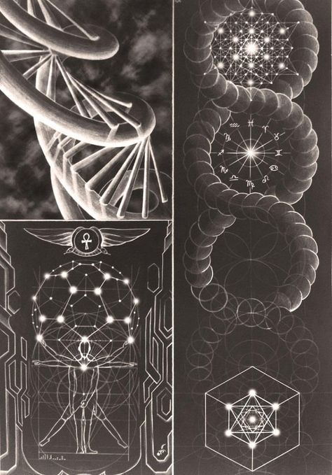 220 Vintage Science Ideas Sacred Geometry Astronomy Art