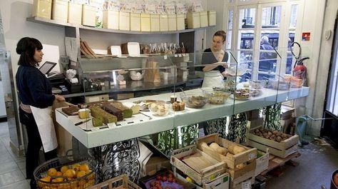 Rose Bakery | 46 rue des Martyrs 9e | Restaurants & Cafés | Time Out Paris Du mardi au dimanche de 9h à 18h (Service sur place de midi à 17h30 du mardi au vendredi, et de midi à 17h15 samedi et dimanche