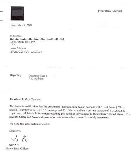 Customer Balance Confirmation Letter Sample Confirmation Letter Business Letter Sample Lettering