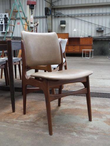 Stoelen Retro Design.Sold 50 Jaren Vintage Stoel Met Skai Bekleed Retro Design
