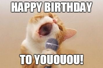 The Quest For The Most Hilarious Happy Birthday Meme Happy Birthday Funny Cats Happy Birthday Funny Happy Birthday Meme