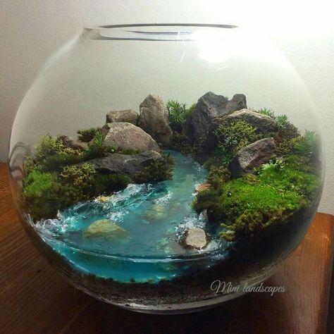 How to Make a Terrarium in a Glass Bowl