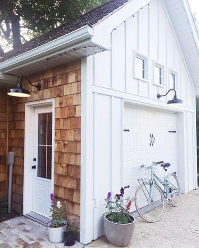 White Board And Batten And Cedar Shingle Exterior Wood Shingle Siding Cedar Shingle Siding