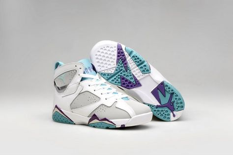 3f08a5717ec Women's Nike Air Jordan 7 Retro RARE Hare Rabbit Olympic Bordeux Basketball  Shoes