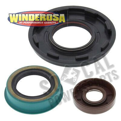 Winderosa Engine Oil Seal Kit For Polaris Predator 50 2004-2006 50cc
