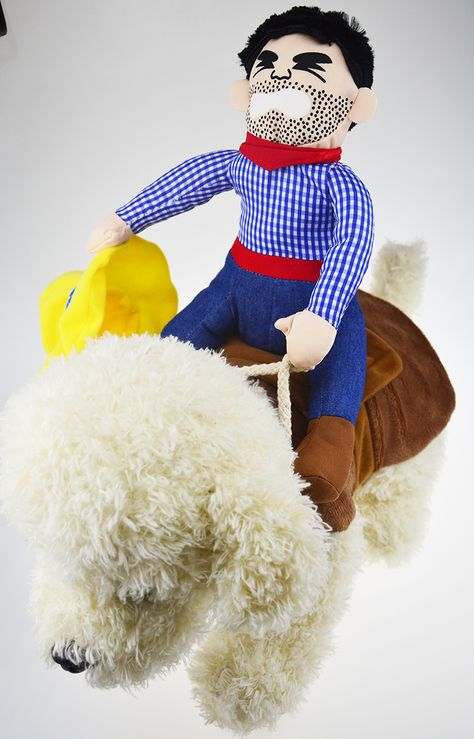 Ride Cowboy Dog Pet Costume(BUY 1 GET 2ND 10% OFF) – chiclues