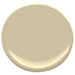 Benjamin Moore Lenox Tan Warm Beige Paint Colour With Gold
