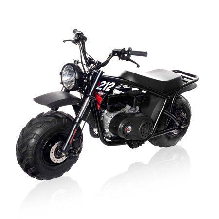 Monster Moto 212cc Gas Powered Off Road Mini Pocket Rocket Dirt Bike Motorbike Mini Bike Gas Powered Mini Bike Mini Motorbike