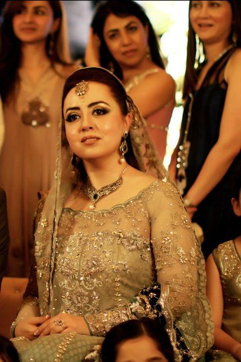 Pakistani Fashion Designer Maria-B Wedding Pictures
